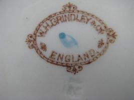 old-antique-english-china-dish-blue-airbrush-grindley-art-deco-bowl-laurel-leaf-farm-item-no-b71269-3
